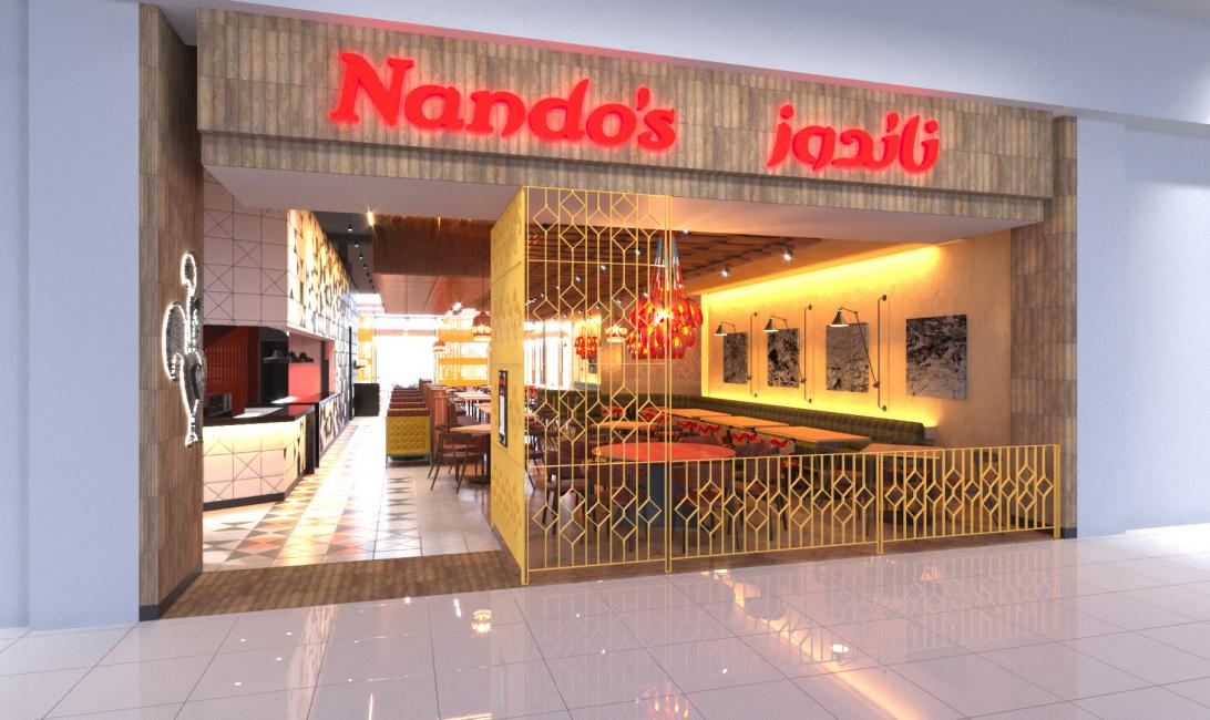 Nando's, Compass project management, Fujairah